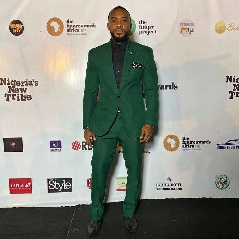 25014501_528484120848163_6273144020386447360_n Photos: Celebrities at The Future Awards Africa 2017 | #TFAA2017 Celebrities Entertainment