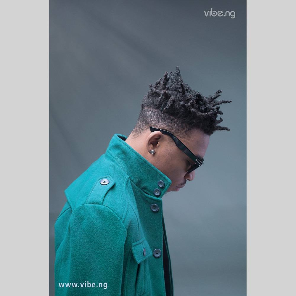 Rookie to Rockstar!? Mayorkun covers Vibe.ng's December 2017 Issue