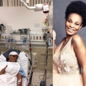 """I was lying down in the Emergency Room receiving blood transfusion"" on my birthday - Georgina Onuoha shares 2017 Testimony"