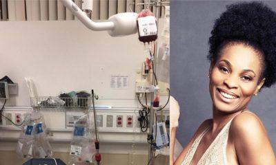 """I was lying down in the Emergency Room receiving blood transfusion"" on my birthday - Georgina Onuoha shares 2017 Testimony"