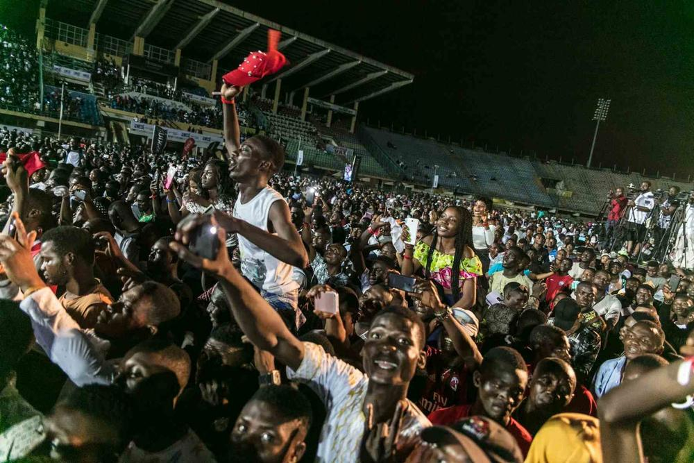 Man of the People!? Scenes from Olamide's #OLIC4 Concert
