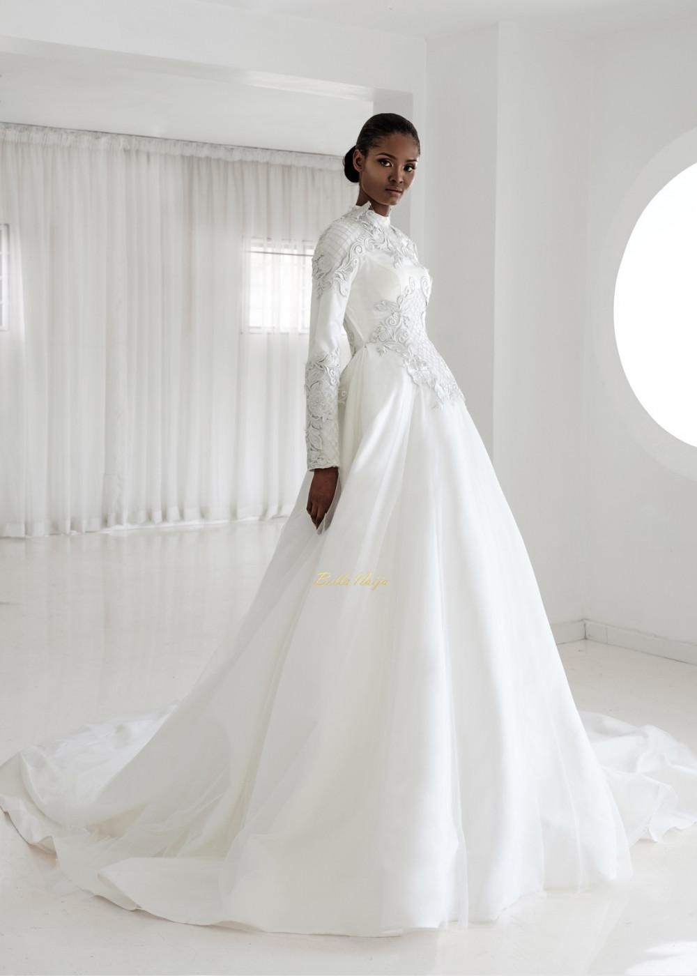 Bn Bridal Andrea Iyamah Releases Its 2018 Bridal Collection