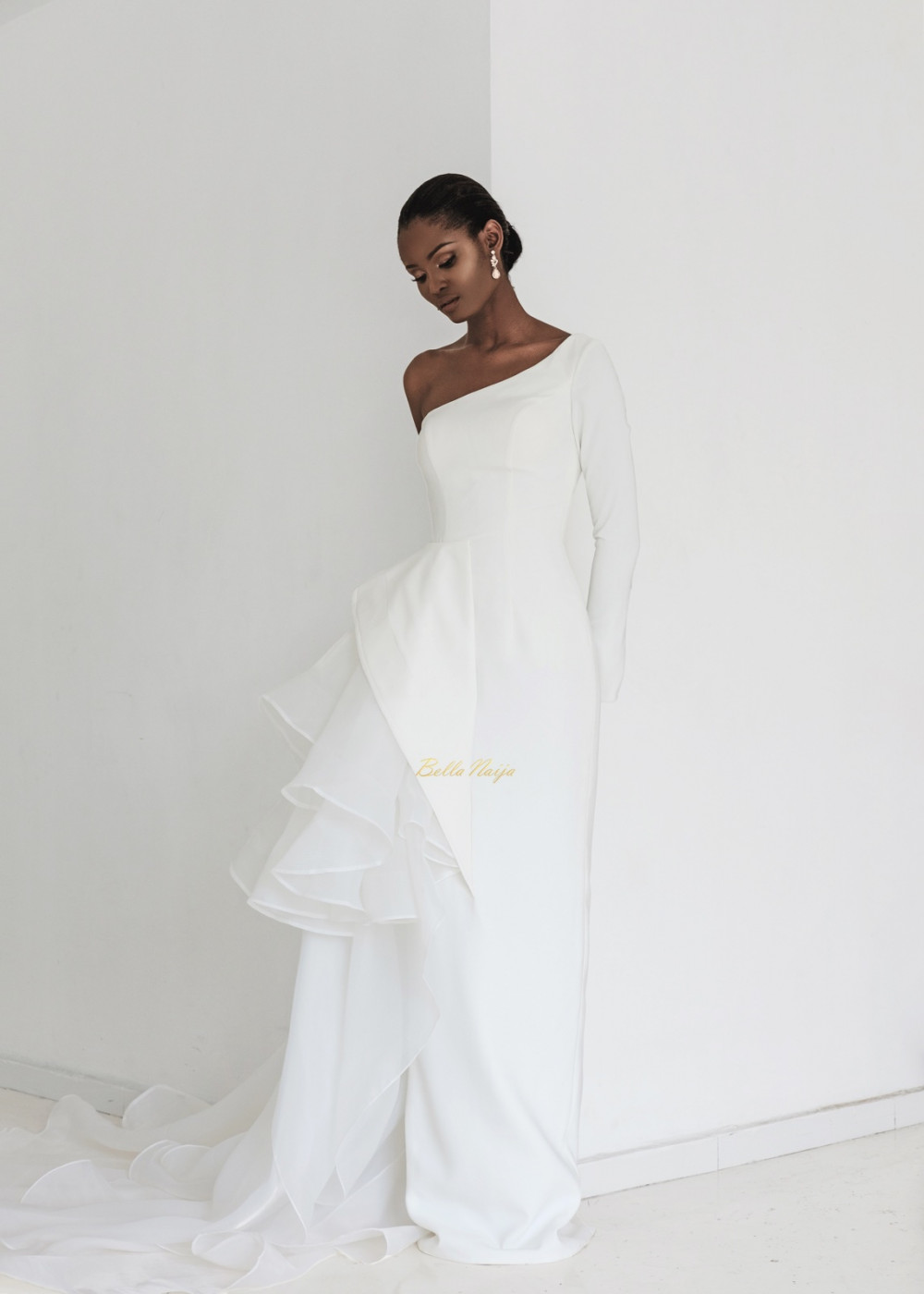 Wedding Dress Steamer 39 New The Andrea Iyamah bridal