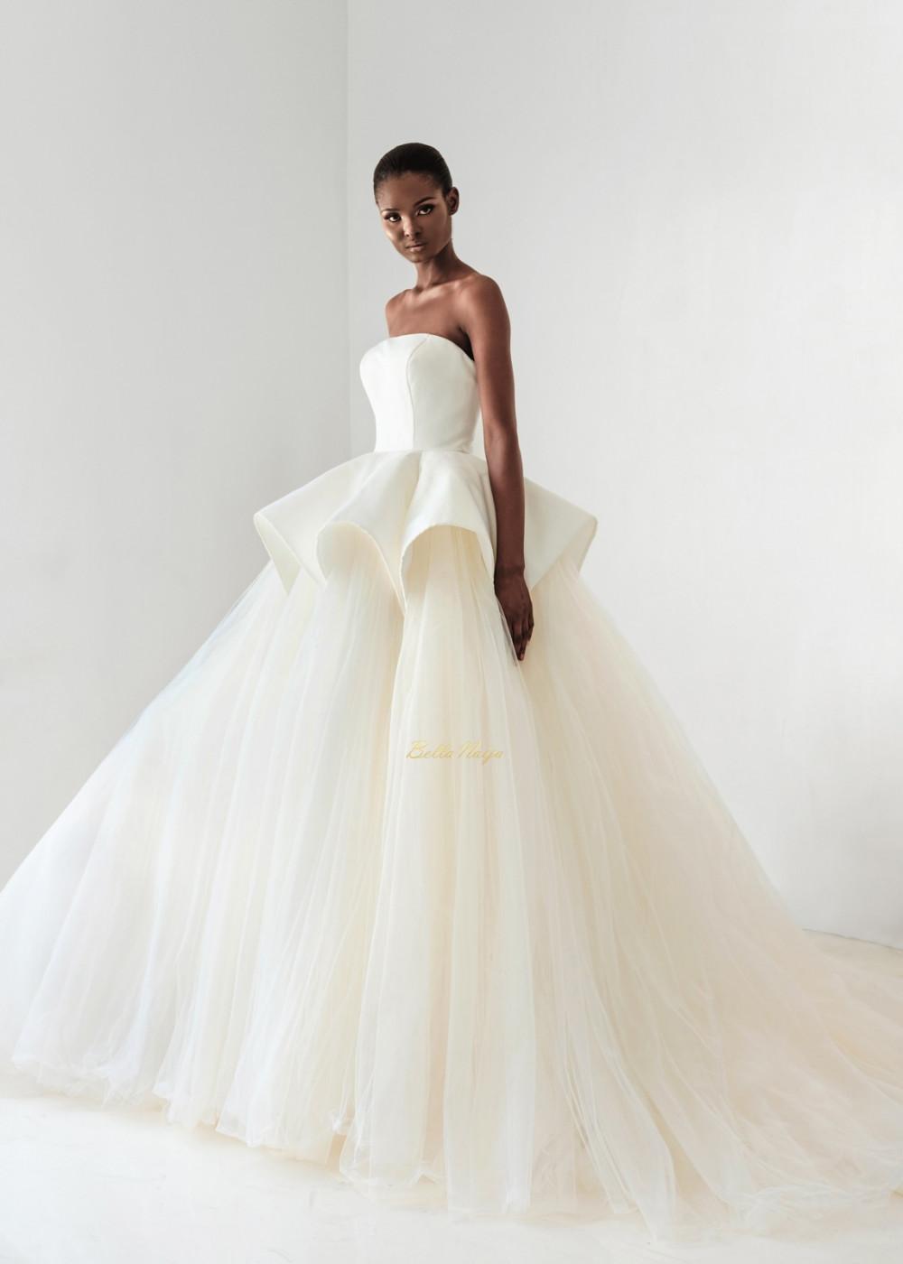 Wedding Dress Steamer 36 Marvelous The Andrea Iyamah bridal