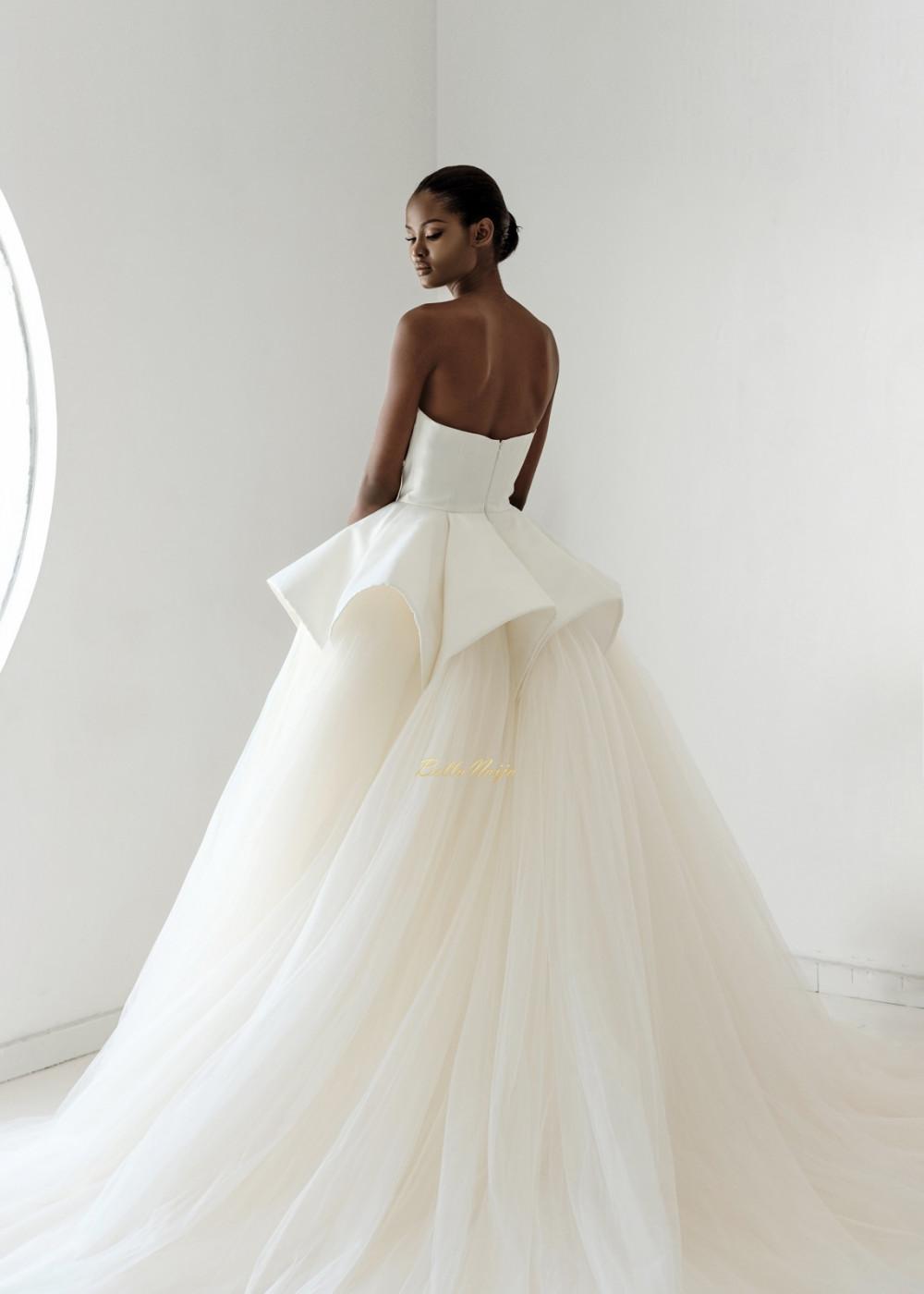 Wedding Dress Steamer 31 Beautiful The Andrea Iyamah bridal