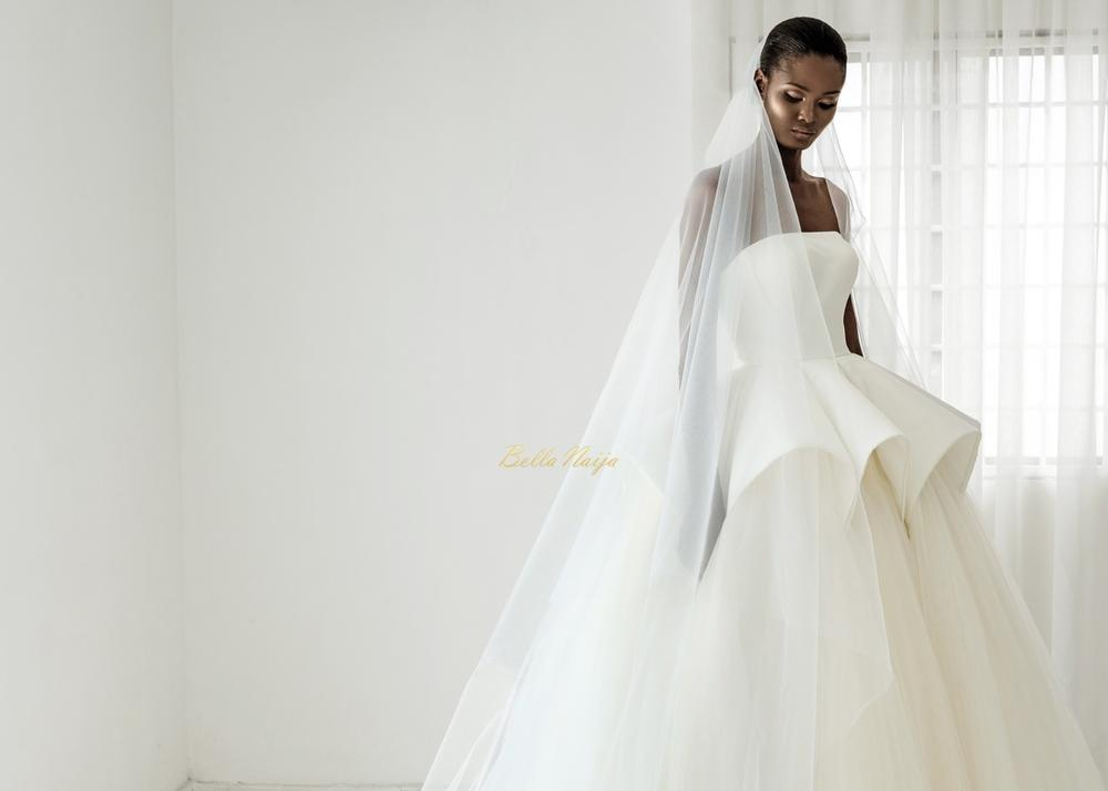 Wedding Dress Steamer 30 Beautiful The Andrea Iyamah bridal
