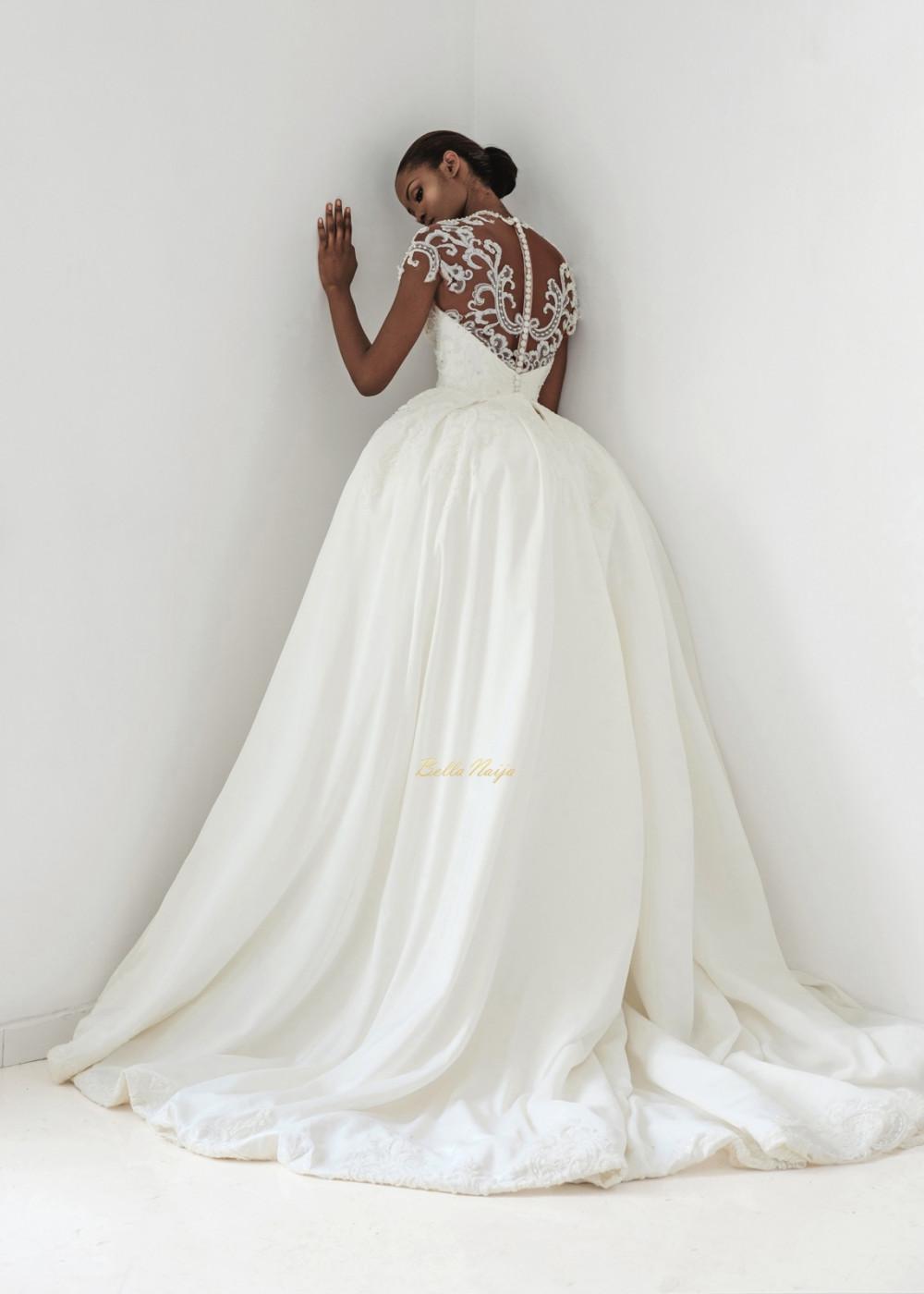 Wedding Dress Steamer 27 Good The Andrea Iyamah bridal