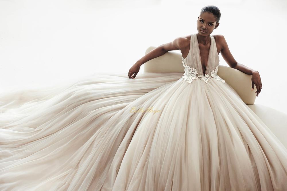 Wedding Dress Steamer 40 Good The Andrea Iyamah bridal