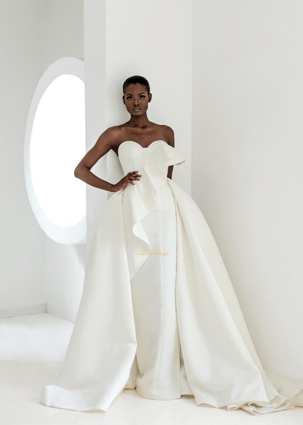 Wedding Dress Steamer 28 Vintage The Andrea Iyamah bridal