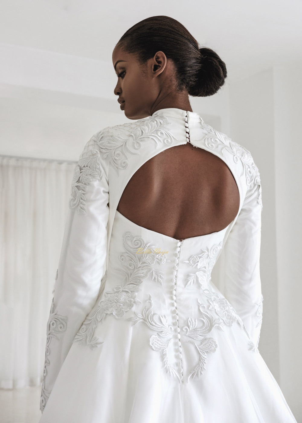 Wedding Dress Steamer 47 Vintage The Andrea Iyamah bridal