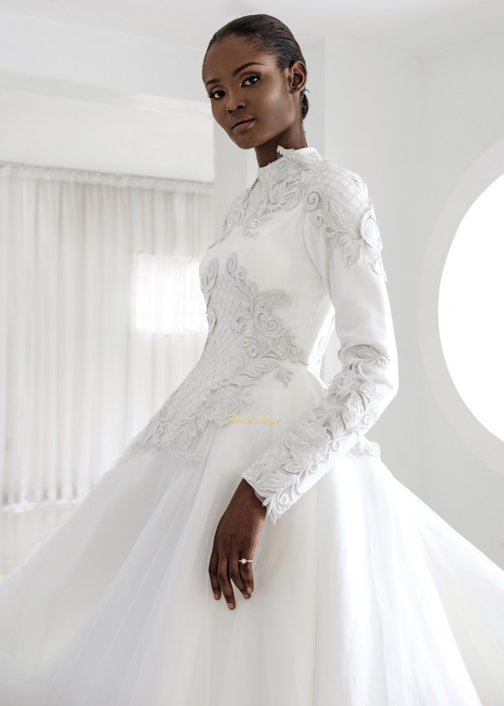 Wedding Dress Steamer 38 Vintage The Andrea Iyamah bridal