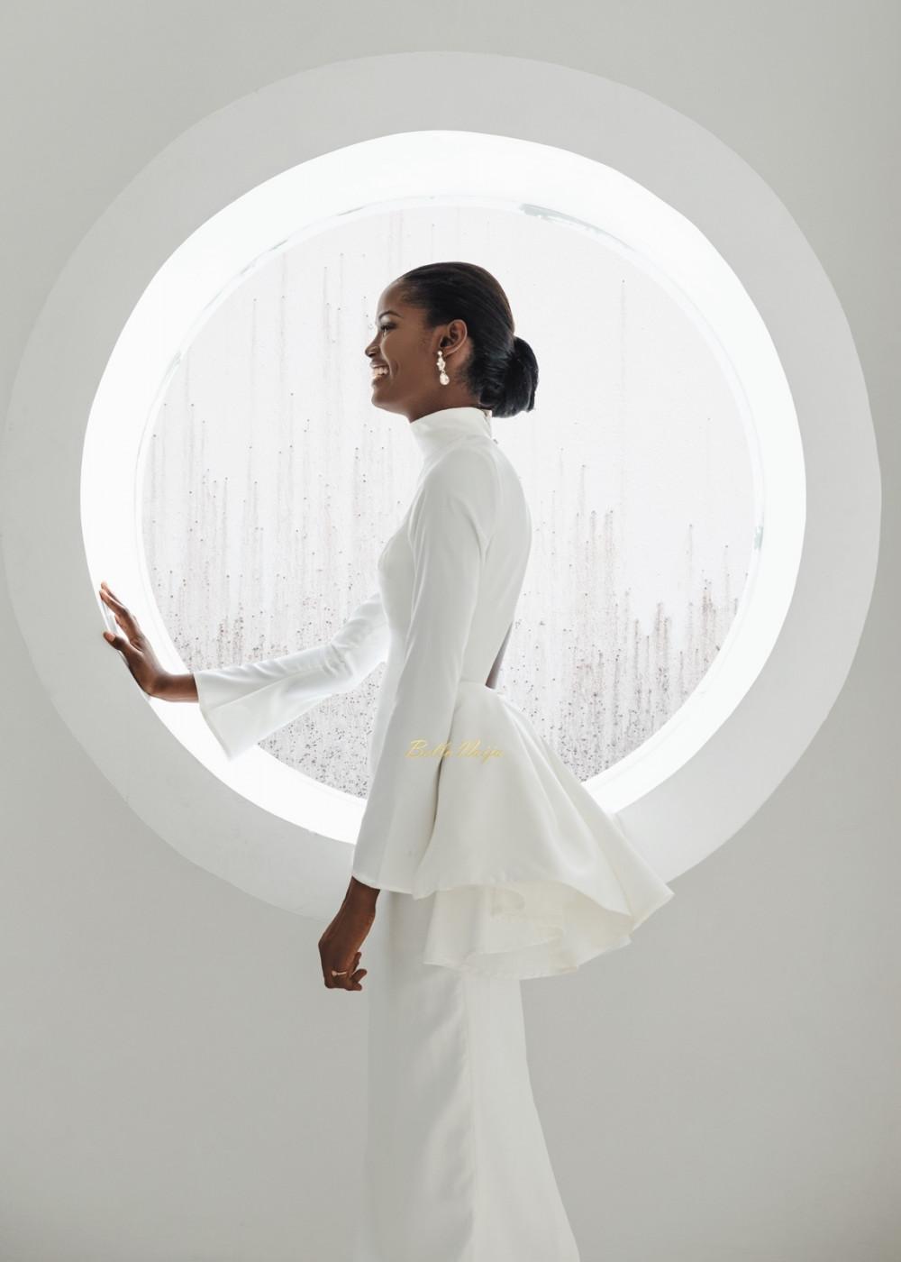 Wedding Dress Steamer 86 Spectacular The Andrea Iyamah bridal