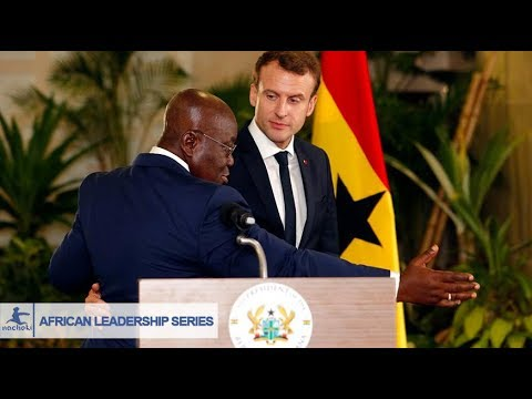 Watch Ghanaian President Nana Akufo-Addo give powerful speech on why Africa needs to stop depending on Foreign Aid - BellaNaija