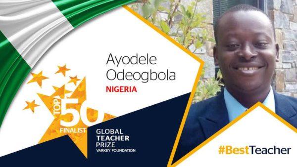 2 Nigerians make Global Teacher Prize Top 50 Finalists - BellaNaija