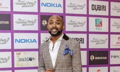 "#TWP2: Mo Abudu, Adesua & Banky Wellington attend private screening for ""The Wedding Party 2: Destination Dubai"""