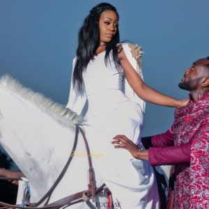 Billie & Olumide's Game of Thrones Themed Pre-Wedding Shoot is Exquisite #ForeverOni17