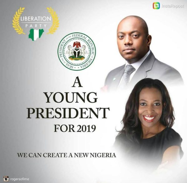 Fela Durotoye, Biola Alabi address Campaign Poster Circulating on Social Media - BellaNaija