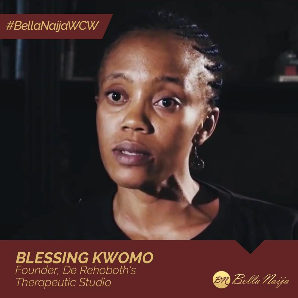 #BellaNaijaWCW Blessing Kwomo is providing Holistic Healthcare for Low-Income Families in Nigeria