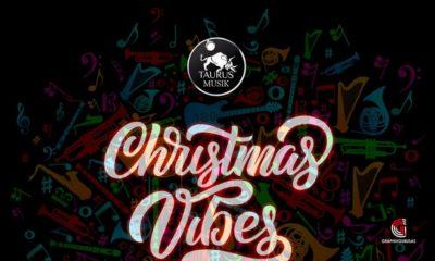 """Lady Jaydee, Dela, Alicios feature on Taurus Musik's """"Christmas Vibe"""""""