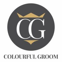 Colourful Groom