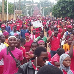 Fresh protest in Togo calling for exit of President Faure