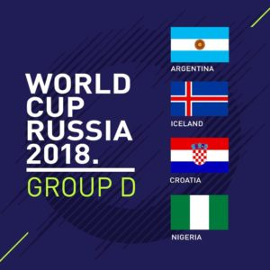 #RoadToRussia: Nigeria put up against Argentina, Iceland & Croatia in #WorldCupDraw