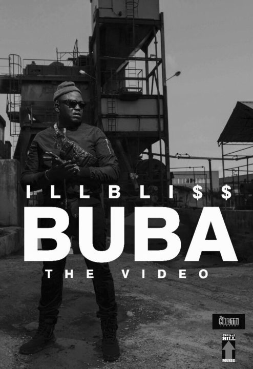New Video: iLLBliss - Buba
