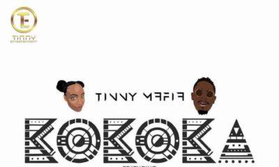 "Ycee, Dapo Tuburna, Bella, Damilare... Tinny Mafia stars link up on New Single ""Kokoka"" | Listen on BN"