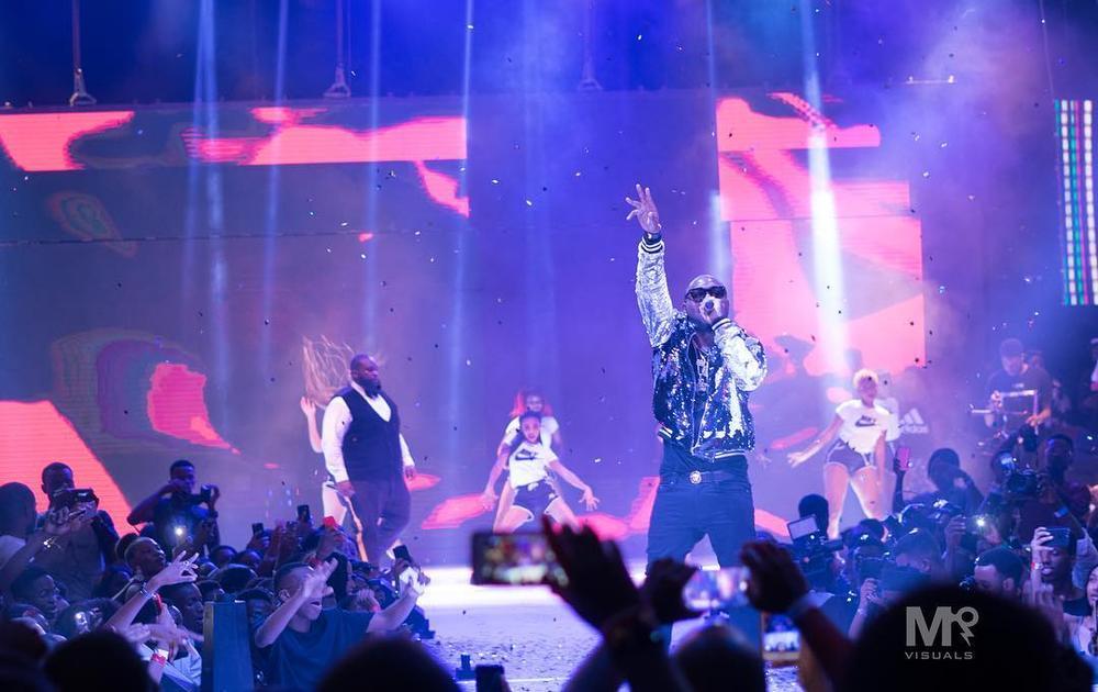 Davido, Wizkid, Mo'Hits: #30BillionConcert was Wild! - BellaNaija