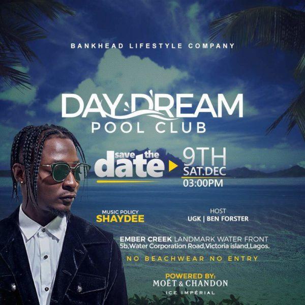 Daydream Pool Club Launch