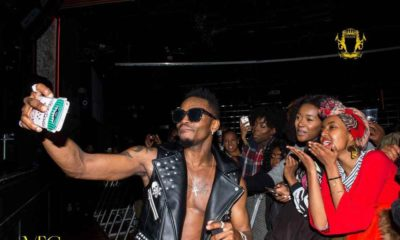 Diamond Platnumz shuts down Indigo at the O2 Arena alongside Grammy Award winning Morgan Heritage