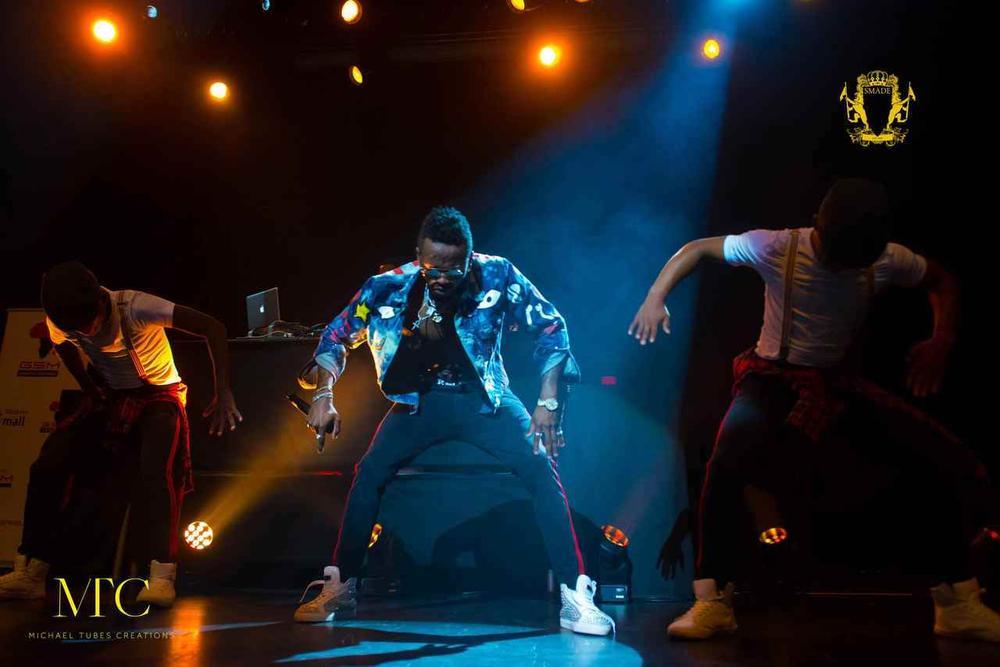 Diamond Platnumz shuts down Indigo at the O2 Arena alongside Grammy Award winning Morgan Heritage