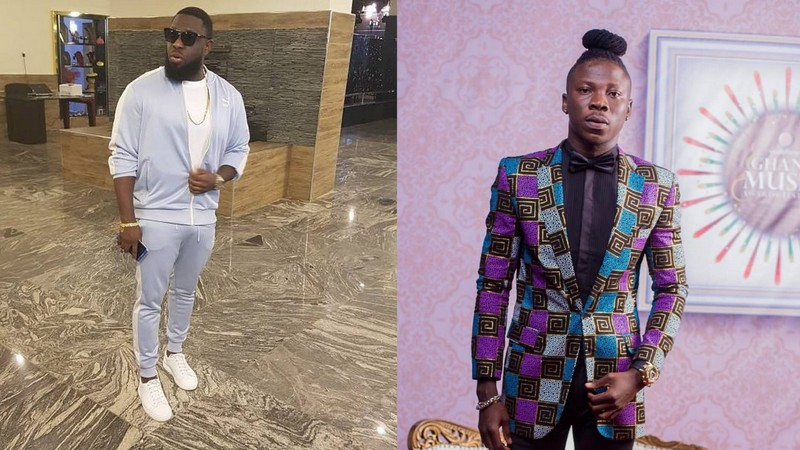 "Timaya, Stonebwoy bag Grammy Nomination for feature on Morgan Heritage's ""Avrakedabra"""