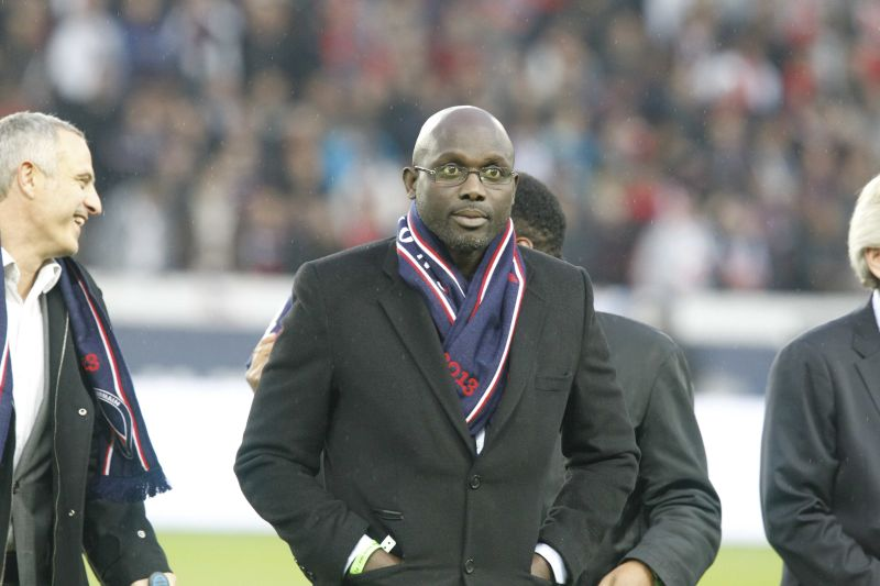 George Weah is Liberia's 25th President - BellaNaija
