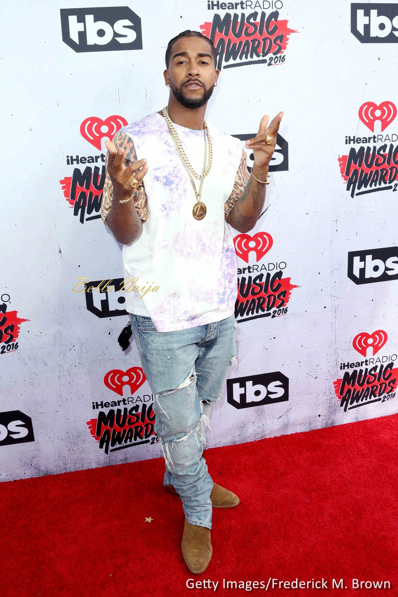 Omarion discusses visiting Africa, Music, Politics on New Interview
