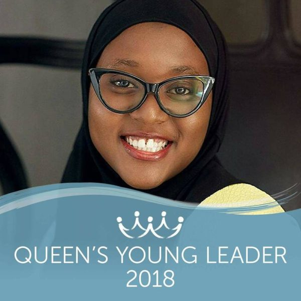 Nigeria's Hauwa Ojeifo, Isaac Ezirim & Kennedy Ekezie Joseph selected for the 2018 Queen's Young Leaders Programme - BellaNaija