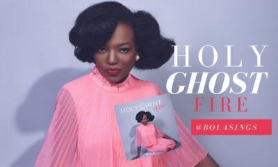 "Fashion Blogger turned Gospel Singer & Songwriter! Bola ""Bolasings"" Obileye unveils New Single ""Holy Ghost Fire"" | Listen on BN"