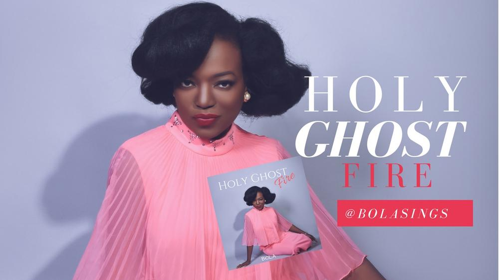 "Fashion Blogger turned Gospel Singer & Songwriter! Bola ""Bolasings"" Obileye unveils New Single ""Holy Ghost Fire"" 