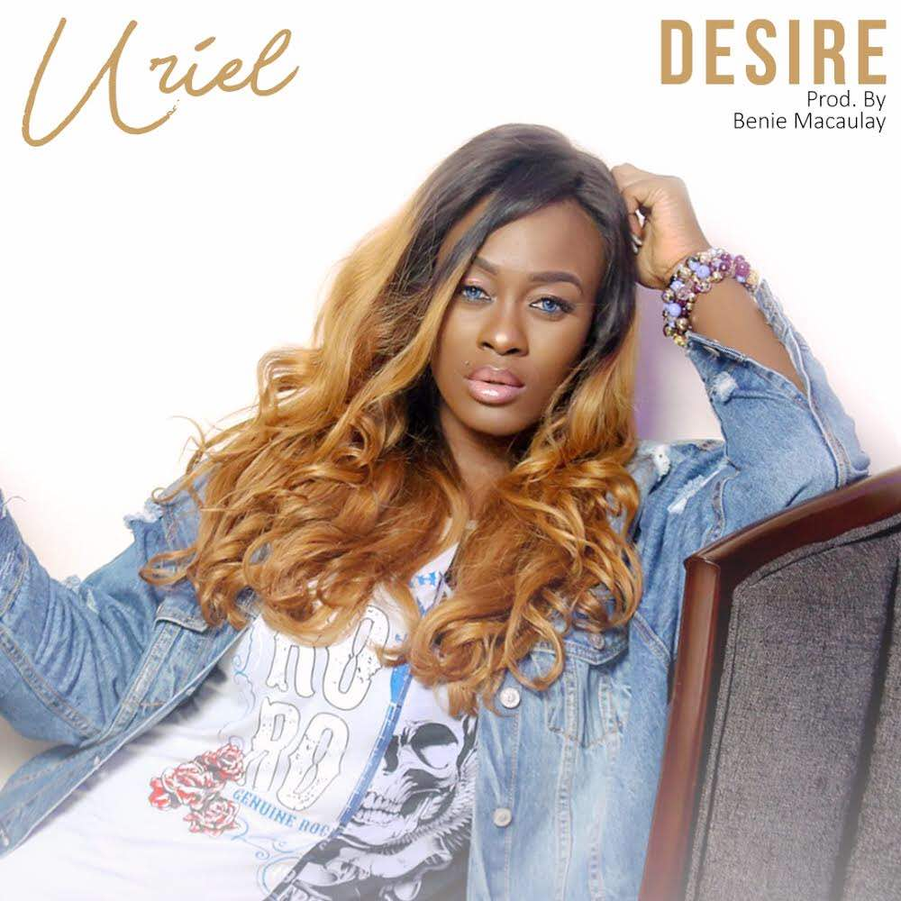 "#BBNaija's Uriel unveils New Single ""Desire"" 