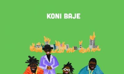 New Music: Burna Boy - Koni Baje