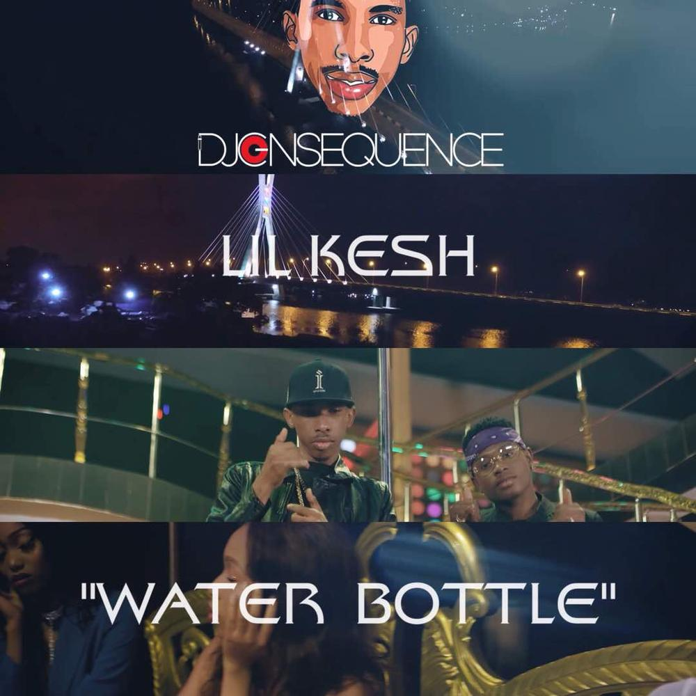 New Music + Video: DJ Consequence feat. Lil Kesh - Water Bottle