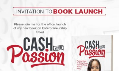Cash your passion launch