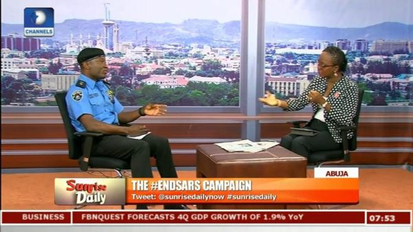"#EndSARS: ""Owner of hashtag is being investigated"" - Police 