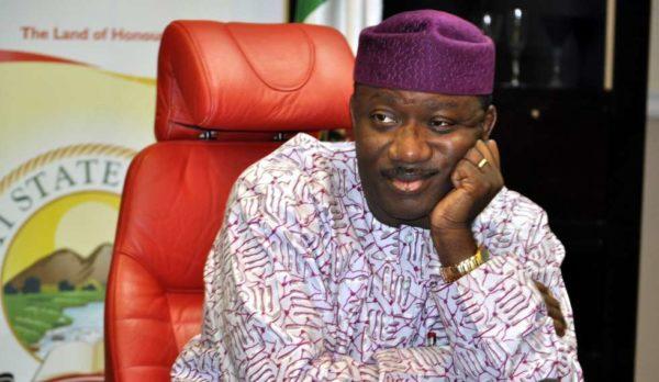 Kayode Fayemi formally declares Intention to run for Ekiti 2018 Gubernatorial Elections - BellaNaija
