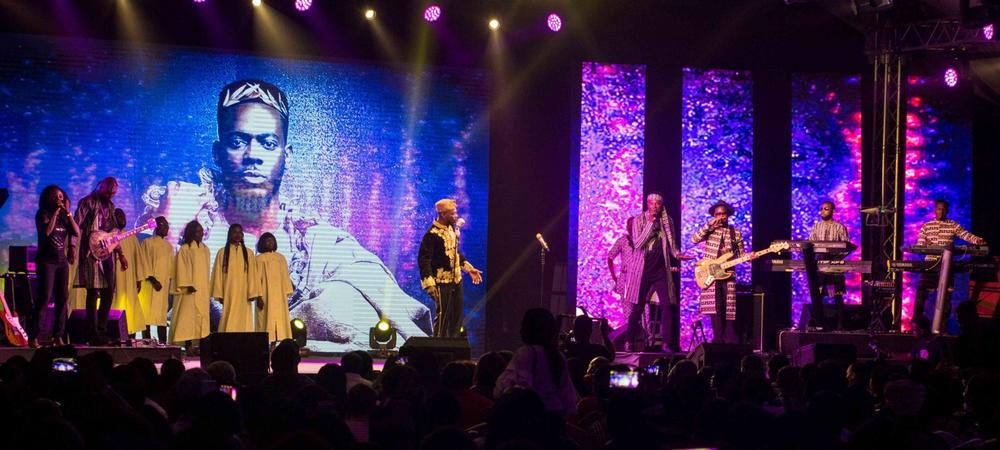 #ONSWAG: Adekunle Gold, Simi, Moelogo & The 79th Element made Magic Last Night! ?