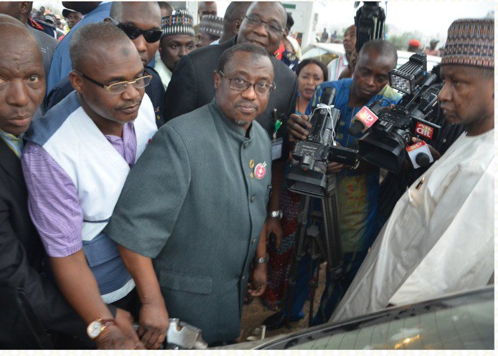 "Fuel Scarcity: ""The monster has been tamed"" - Maikanti Baru - BellaNaija"