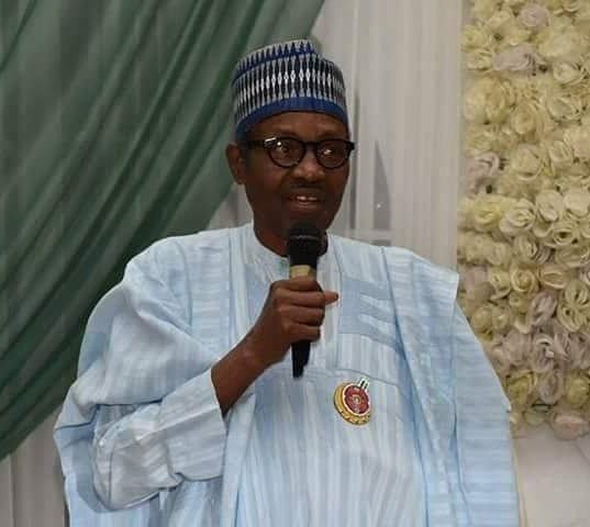 """I will remain focused to move the country forward"" - President Buhari - BellaNaija"