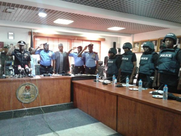 #EndSARS: Police designates DIG Operations to Oversee SARS - BellaNaija
