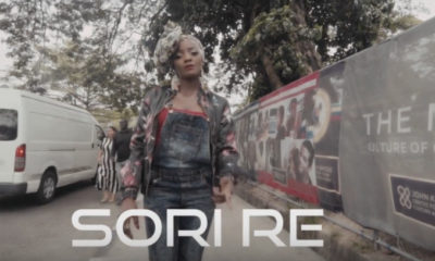 New Video: Legendury Beatz feat. Simi - Sori Re