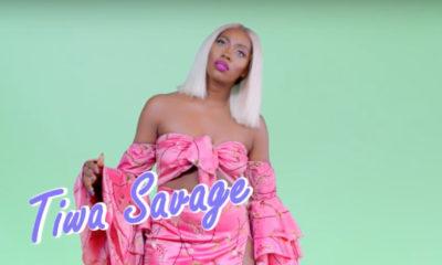 New Video: Tiwa Savage - Sugarcane
